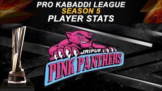 Pro kabaddi 2017 all team player stats