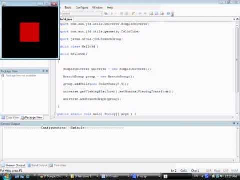 This is How to Fix Java3D Error in JCreator