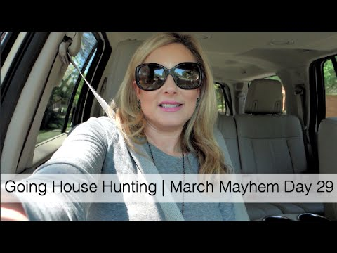 Going House Hunting   March Mayhem Day 29