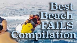 Ultimate Beach Fails | Funniest Beach Fail Compilation 2018 | Epic Beach Fails Compilation