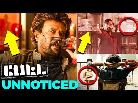 PETTA - UNNOTICED Things in Trailer   Superstar Rajinikanth   Karthik Subbaraj   Anirudh