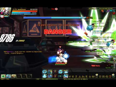 [Elsword - KR] How to kill Type - H in Add's Energy Fusion Theroy