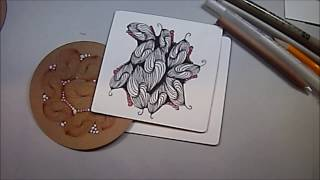 Specto Tangle Pattern Lesson #107