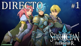 Vídeo Star Ocean: First Departure R