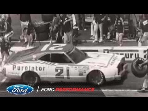 NASCAR Champion David Pearson | In Their Own Words | Ford Performance
