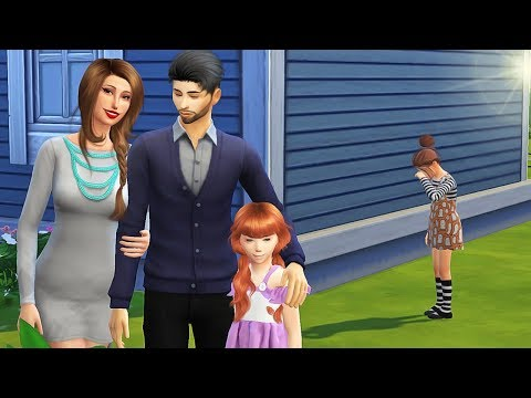 THE FAVORITE CHILD & KIDNAPPED | SIMS 4 MACHINIMA