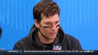 Tom Brady reflects on missed opportunities