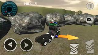 Offroad Police 4x4 Truck Trailer Rescue FHD Games_Android Games_Standard Games New Games 2018