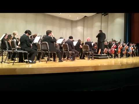 University of Nevada, Orchestra Spring Concert