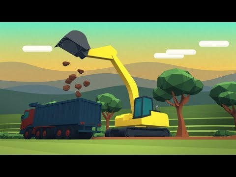Dig In: An Excavator Game - Trailer