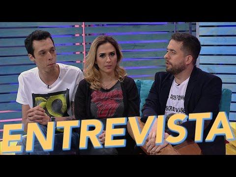 Entrevista - Tatá Werneck - O Estranho Show de Renatinho - Humor Multishow
