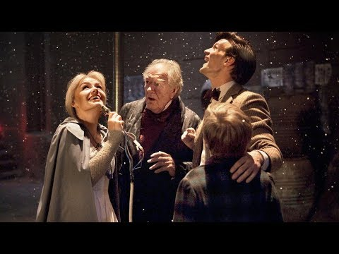 Katherine Jenkins - Abigail's Song (Video) | A Christmas Carol | Doctor Who