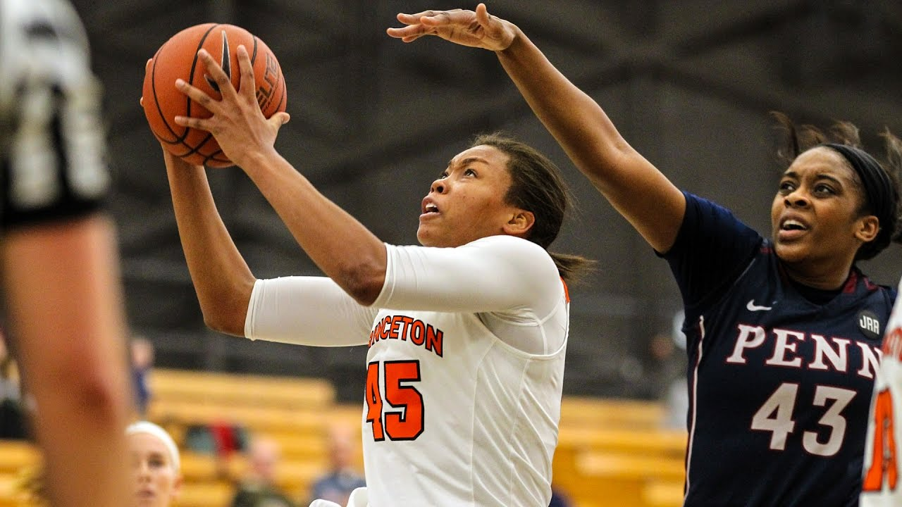 Image result for penn princeton women's basketball