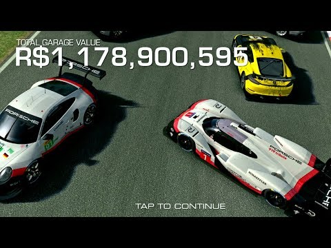 Real Racing 3 All 271 Cars - July 2019
