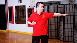 How to Do the Chum Kiu Form | Wing Chun