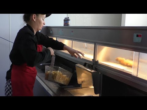 Meet Scarborough's Young Fish Fryer Of The Year Nominee