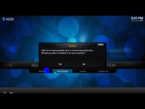 XBMC/KODI WATCH IPTV STALKER NOT CLONE 2016 ALL CHANNELS(MUST WATCH)ALL working channels