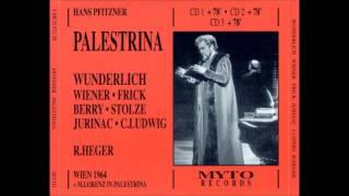"Hans Pfitzner ""Palestrina"" Robert Heger, Wien 1964"