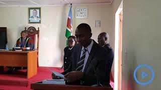 Nakuru County Assembly Speaker has been impeached