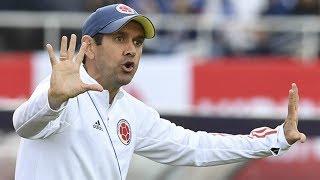 Rueda de prensa de la Selección Colombia Sub-23