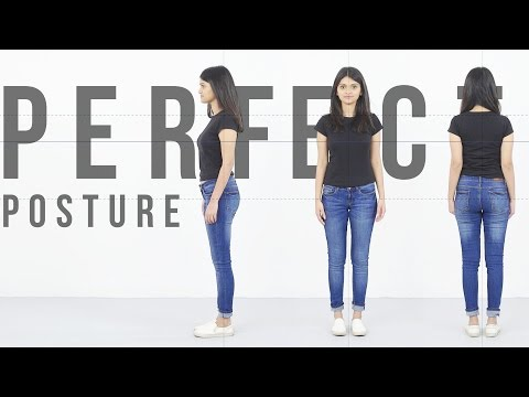 Boost Your Confidence With Perfect Posture - Personality Development