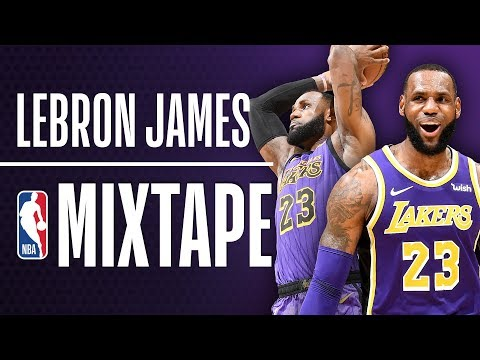 LeBron James' Lakers Mixtape! thumbnail