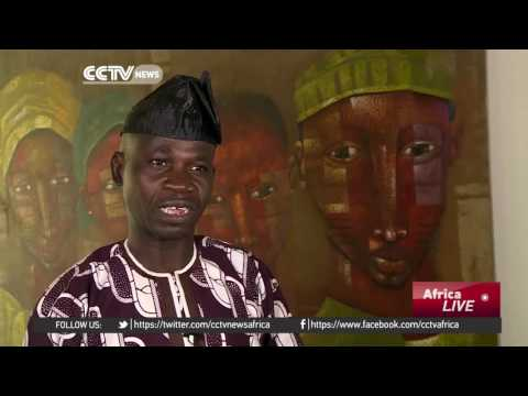 Nigeria's Yoruba people holding on to ancient art form of tribal markings