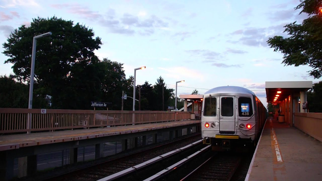 Staten Island Railway Youtube