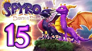 The Legend of Spyro: Dawn of the Dragon Walkthrough Part 15 (X360, PS3, Wii, PS2) Malefor's Lair