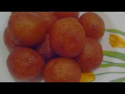 सूजी के परफेक्ट गुलाब जामुन || Suji Ke Gulab Jamun in Hindi ||Suji Ke Gulab Jamun Recipe