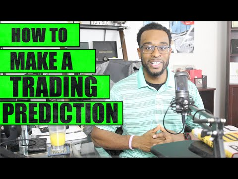 Forex Trading: How To Make A Trading Prediction