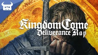 KINGDOM COME: DELIVERANCE RAP SONG | Born In The Ashes | Dan Bull
