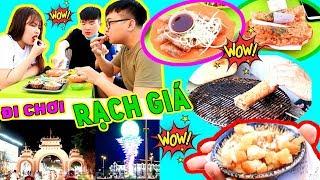 BUI VLOGS | Đi tham quan thành phố Rạch Giá - đi ăn gặp phải Trẻ Trâu hài hước