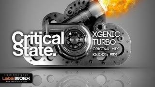 XGenic - Turbo (Original Mix) *** PREVIEW *** OUT 16.12.2016 on Beatport ***