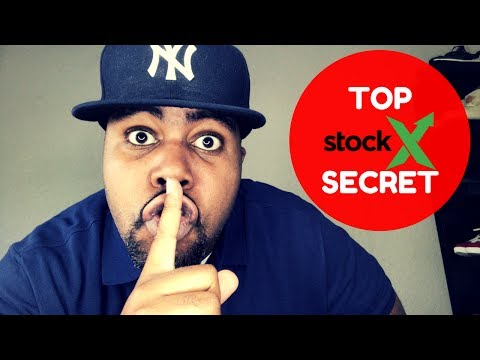 StockX 🔐 SECRETS 🔐 TO BUYING AND SELLING YEEZY SNEAKERS!
