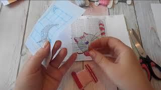 Вышивальный ТЕГ: Мое вышивальное начало