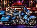 High fashion Harley davidson models photo shoot video - Leonato August Fashion Photographer