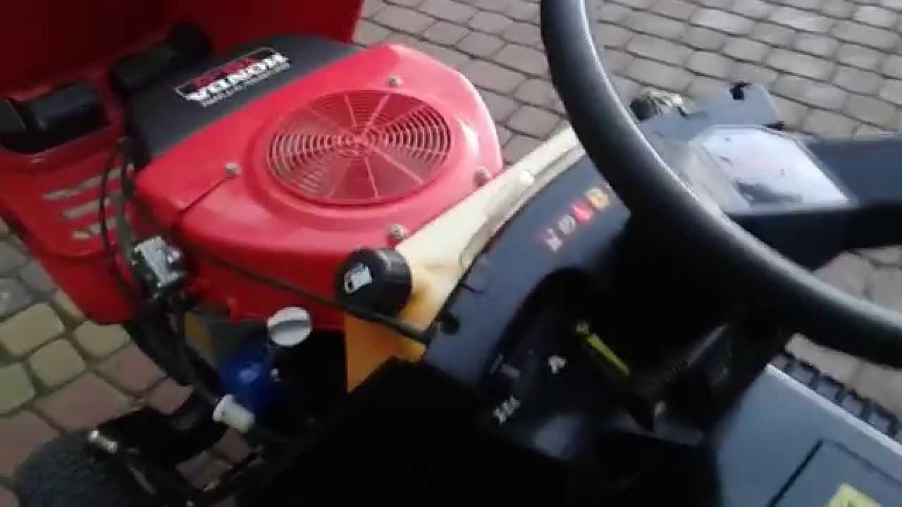 Traktorek Kosiarka Honda V Twin Hydrostatic