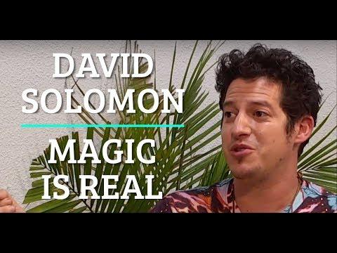 #71 David Solomon - Magic Is Real