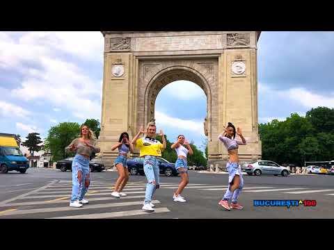 ANDREEA BALAN - Dance video in Bucuresti