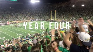 Year Four - University of Notre Dame
