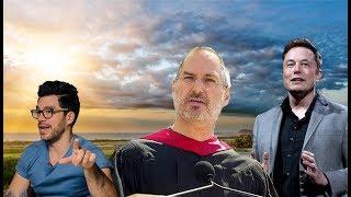 Steve Jobs & Elon Musk  Unlock The Secret Of Life