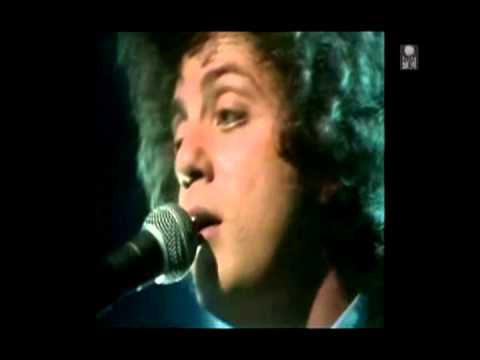Billy Joel- I Love you just the way you are.  Live