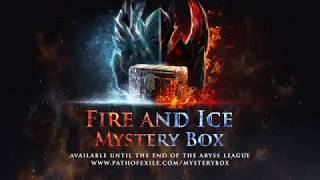 What's in the Fire and Ice Mystery Box?