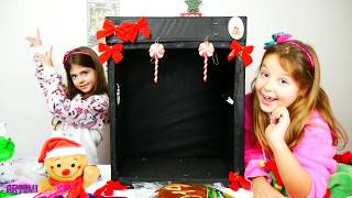 ΤΙ ΕΧΕΙ ΜΕΣΑ ΣΤΟ ΚΟΥΤΙ ?? CHALLENGE !!  what is in the christmas box challenge #ARTEMISTAR