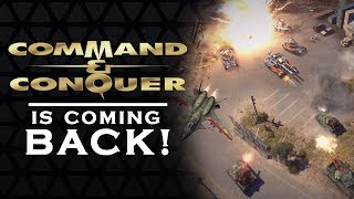 COMMAND AND CONQUER - IT