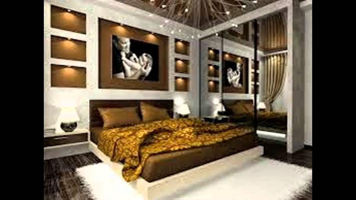brown bedroom design ideas - youtube