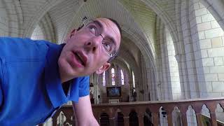 Inside a french church- things you should know