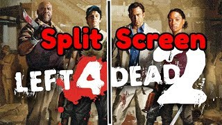 Left for Dead 2 PC Split-Screen Tutorial with Controller + Keyboard + Mouse