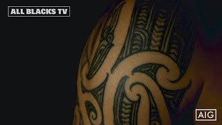 Spotlight on the Māori All Blacks Tā moko